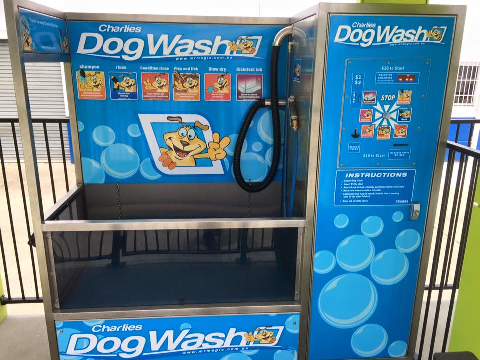 Dog Wash Redbank Plains Brisbane - Luxe Wash