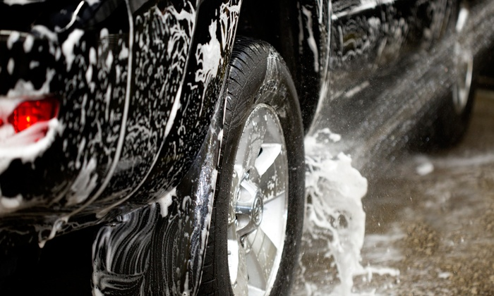 carwash for luxury classic cars