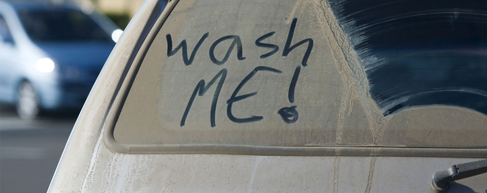 car washing brisbane - luxe wash
