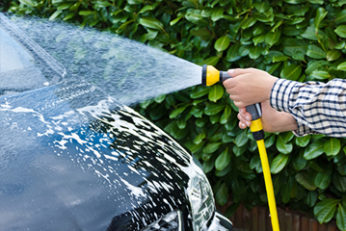 Environmentally friendly car wash | Luxe Wash