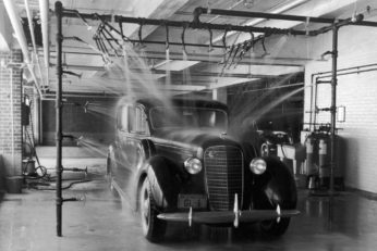 car wash history | Luxe Wash