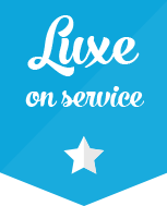 Luxe on service | Luxe Wash