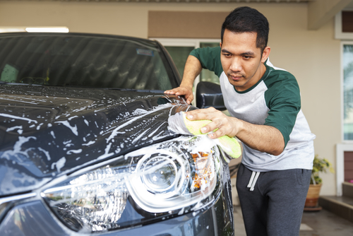 essay on washing a car This essay how to wash a car and other 64,000+ term papers, college essay examples and free essays are available now on reviewessayscom there is many different ways to wash a car, but here is the correct way that generally works for the majority of people.
